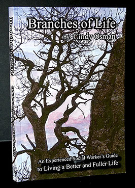 color photograph Branches of Life soft cover book